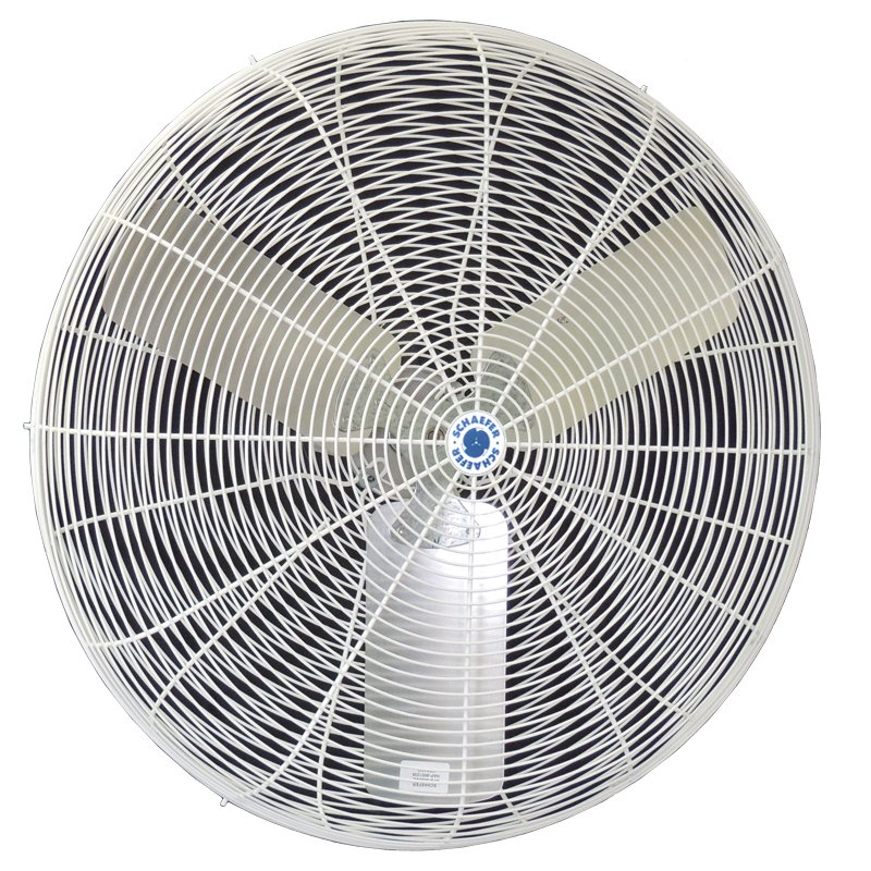Schaefer OSHA Compliant Fixed Circulation Fans
