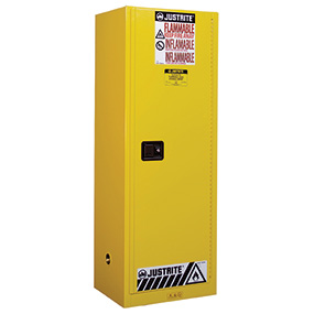 Slimline Styled Sure-Grip® EX Safety Cabinets