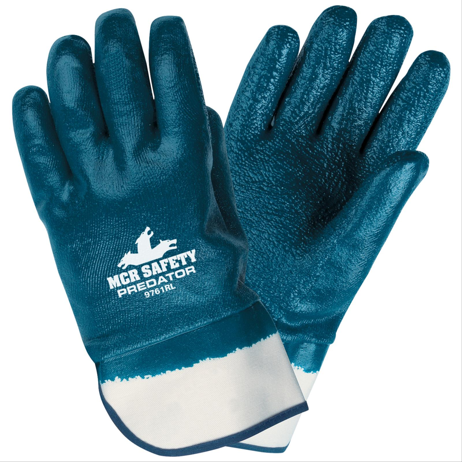 Predator® Full Coated Rough Nitrile, Cut Level A3