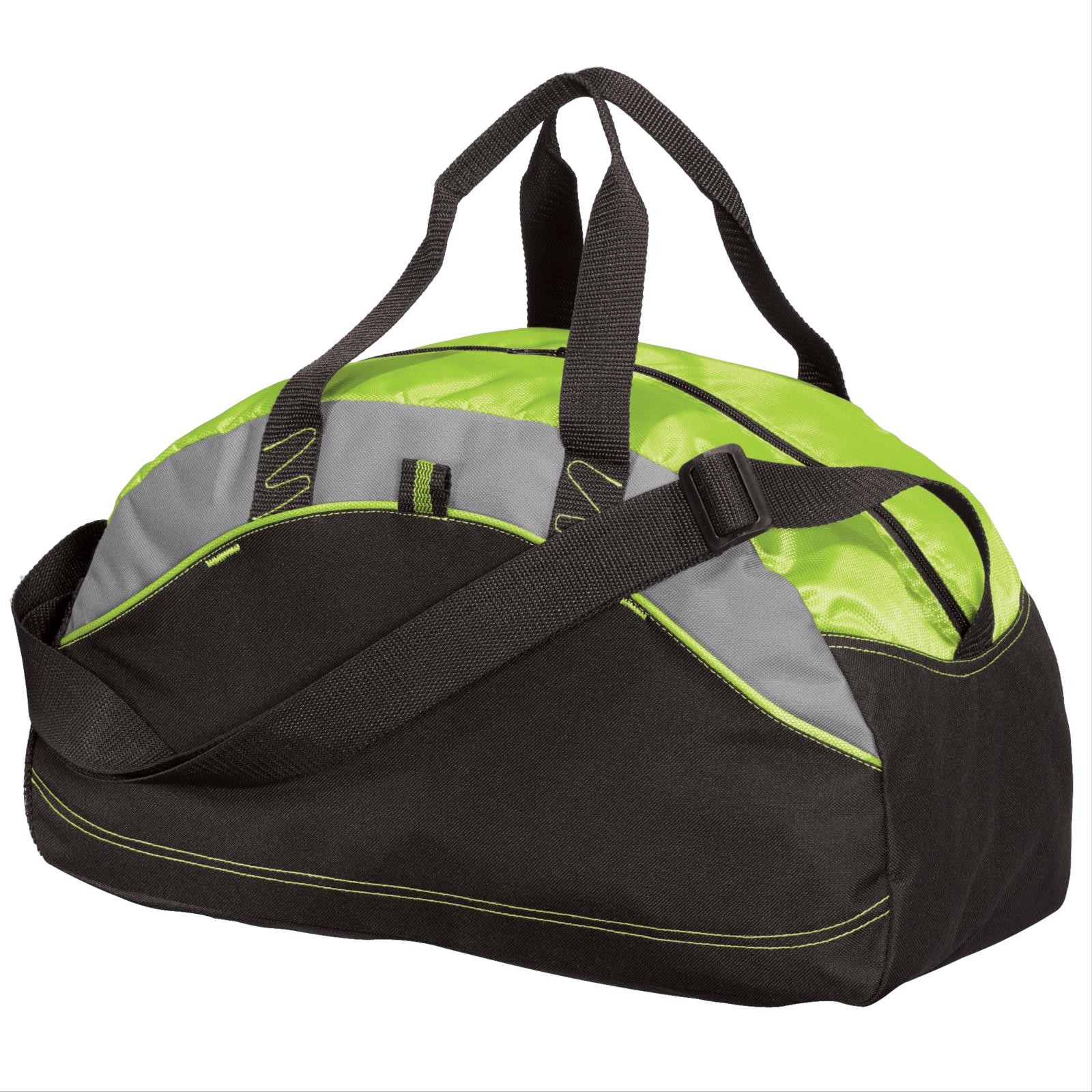 Port Authority Contrast Medium Duffel Bag