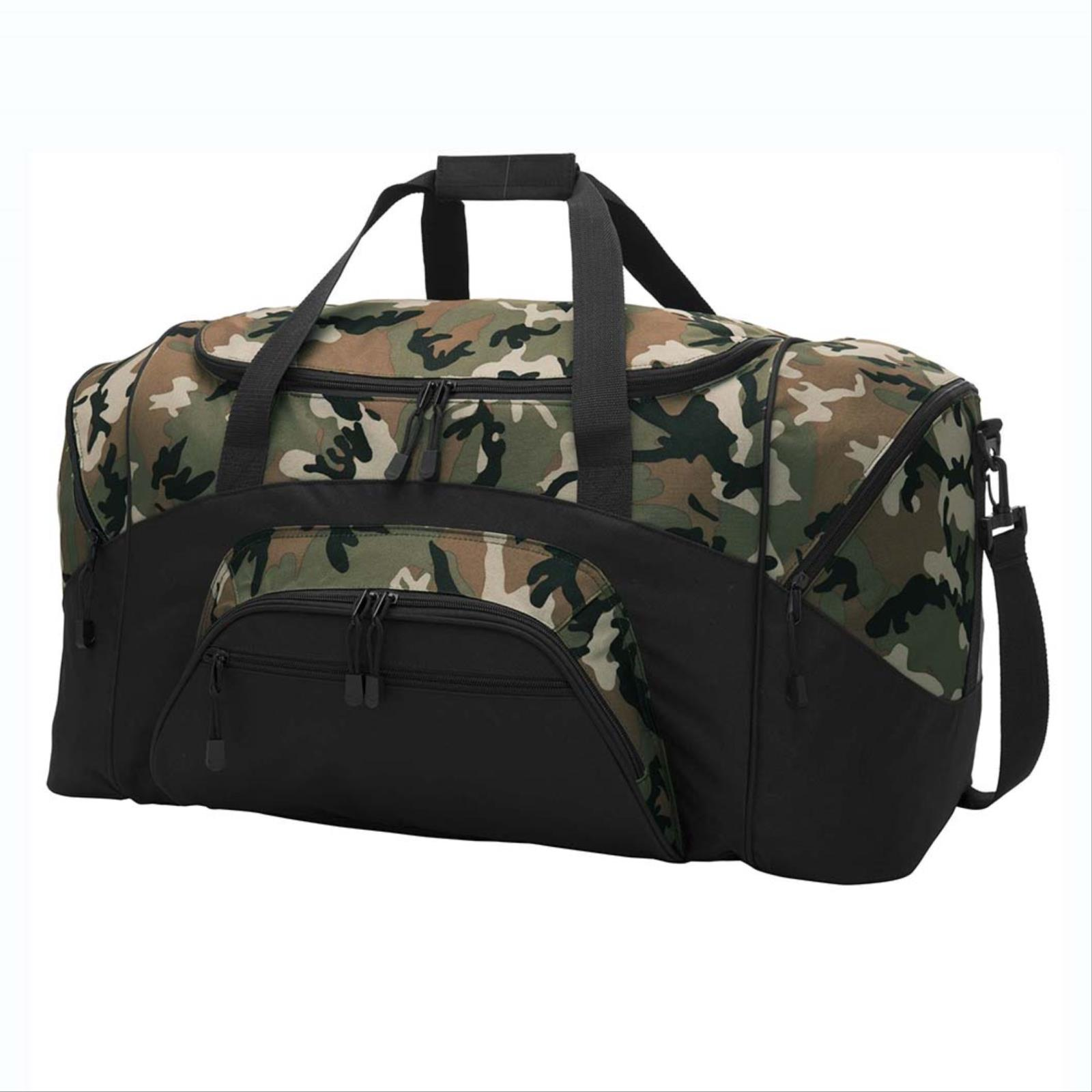 Port Authority Colorblock Sport Duffel Bag
