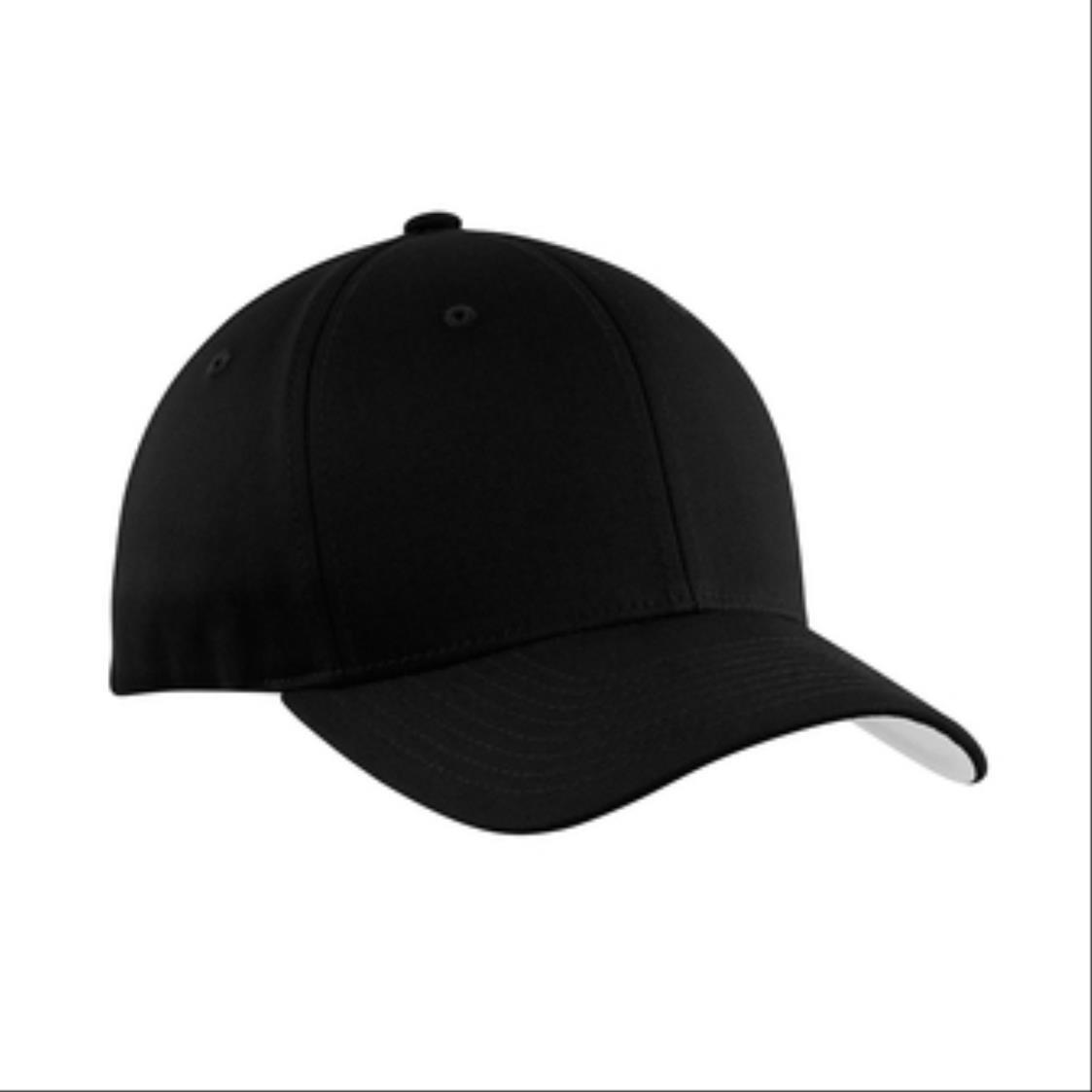 Port Authority® Flex Fit Cotton Cap