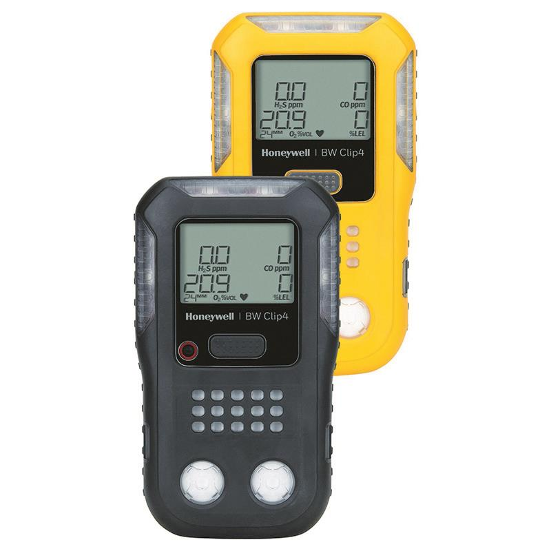 BW Technologies BW Clip4 Multi-gas Detector