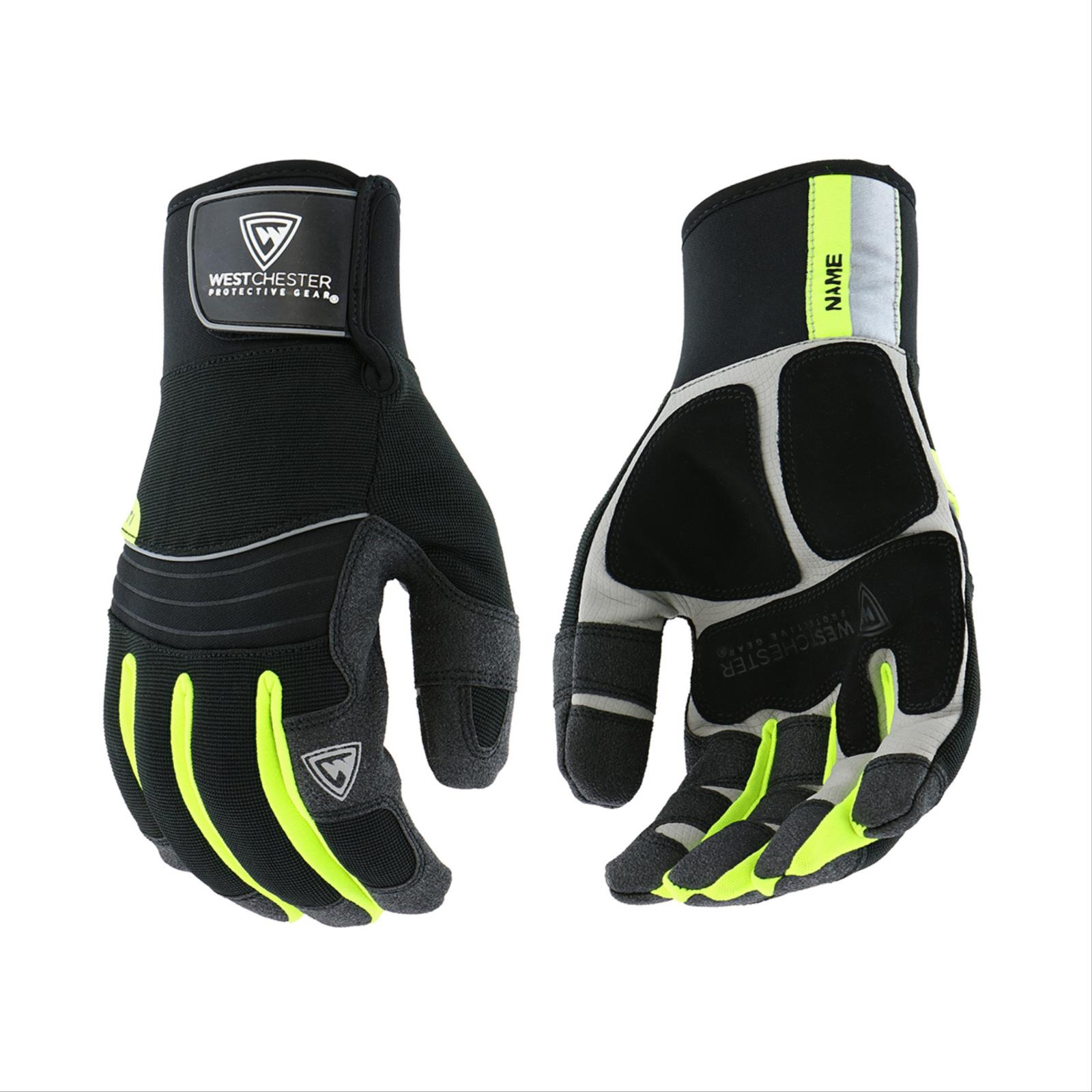 Waterproof Winter Lined Hi-Dexterity Work Glove