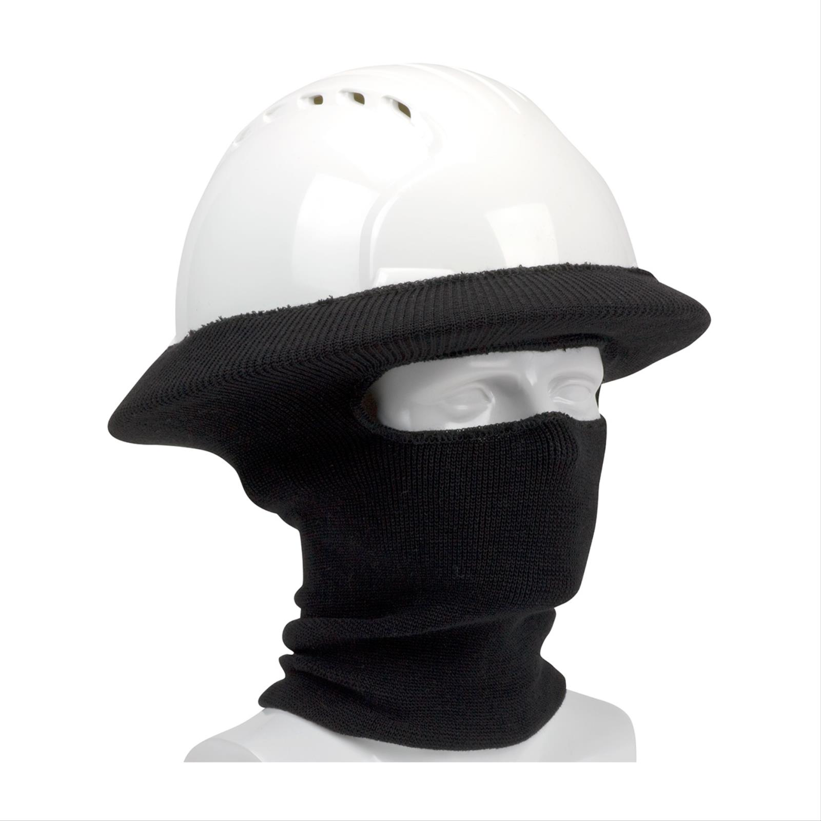 Rib Knit Hard Hat Tube Liners