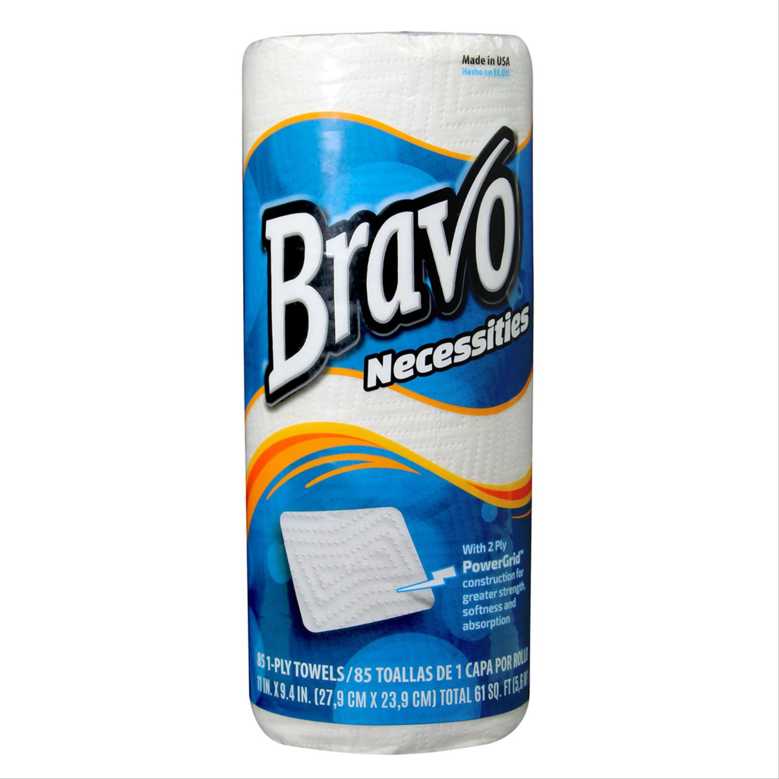 Bravo Necessities™ 2-Ply Paper Towels
