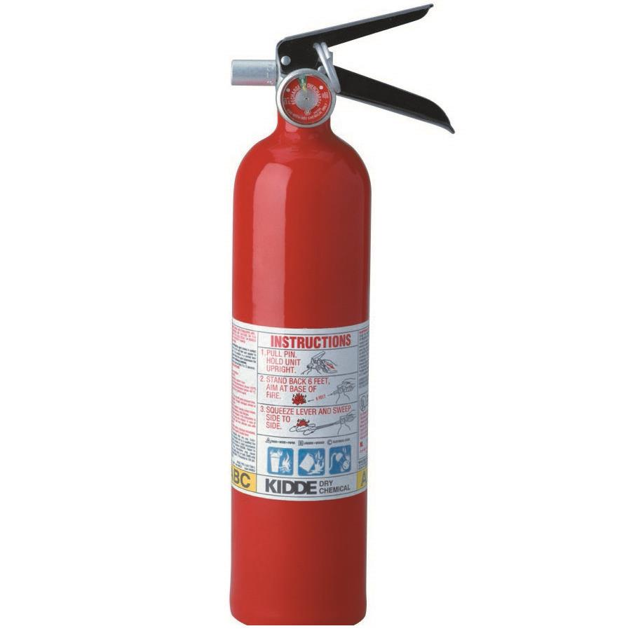 Pro Line™ ABC Dry Chemical Fire Extinguisher