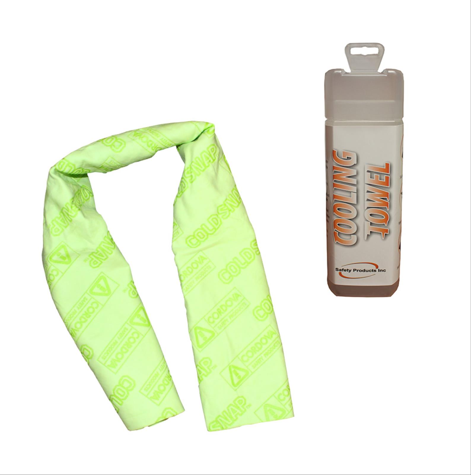 Cold Snap™ Cooling Towel and Band