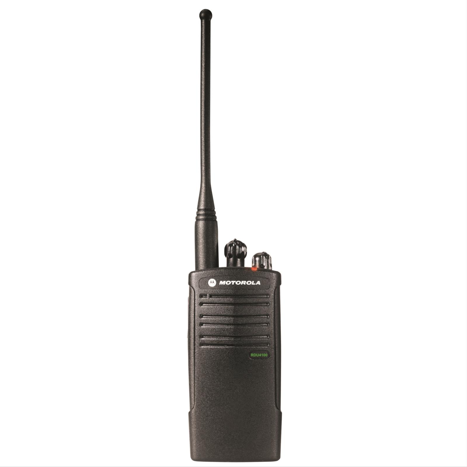 Motorola UHF Heavy Duty Radio