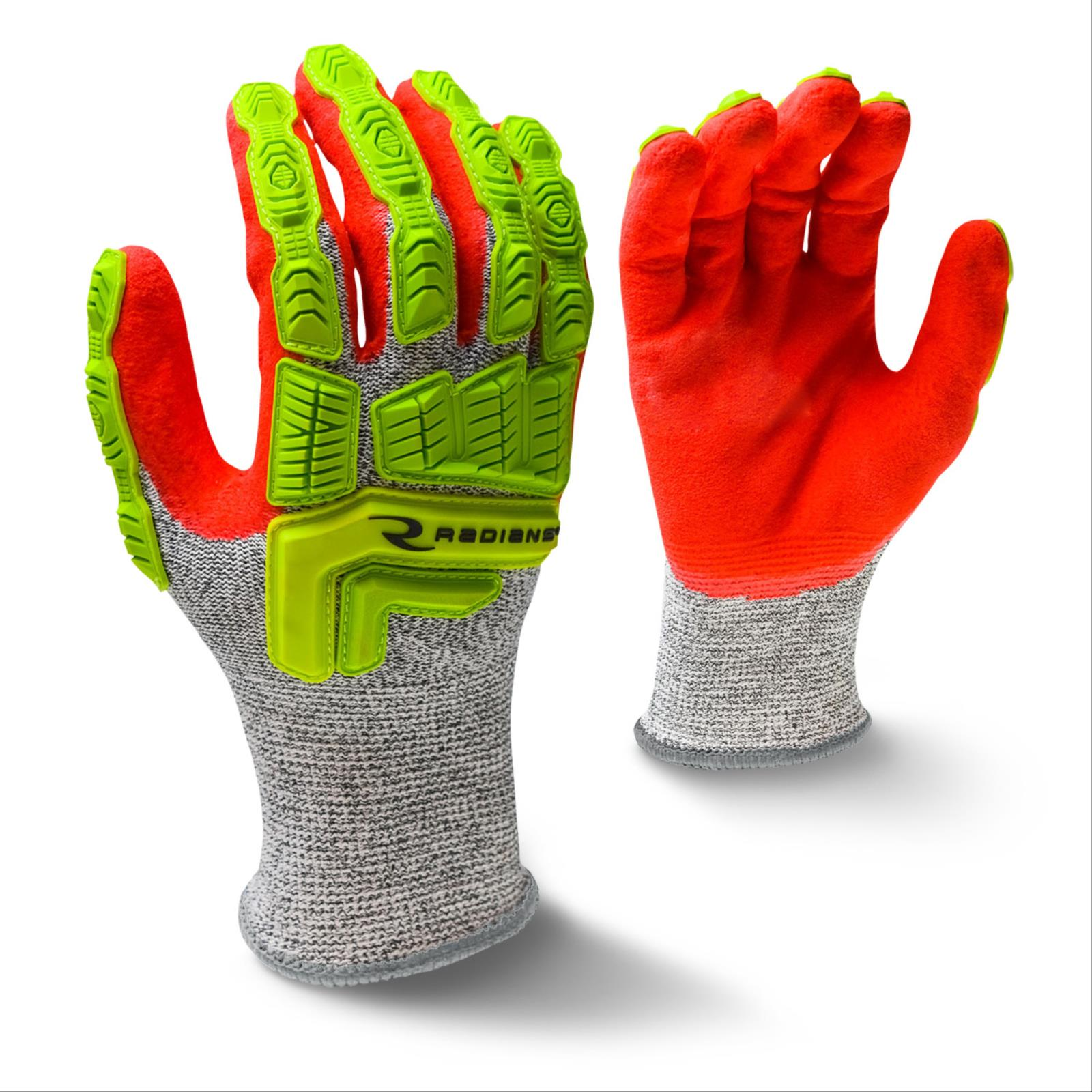 Sandy Foam Nitrile Coated Glove, ANSI Cut Level A5
