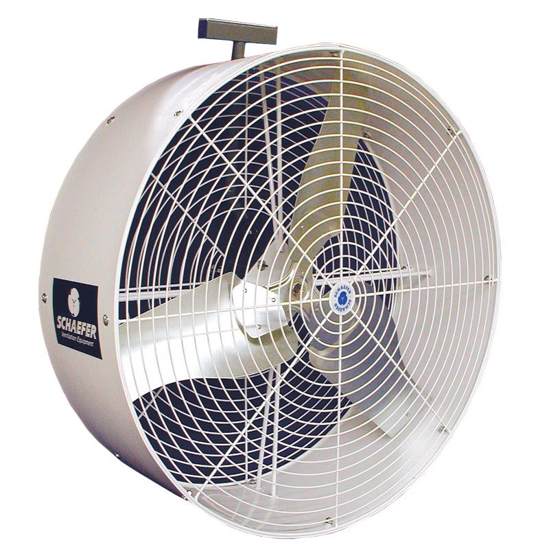 Schaefer Versa-Kool® Yoke-Mount Circulation Fans