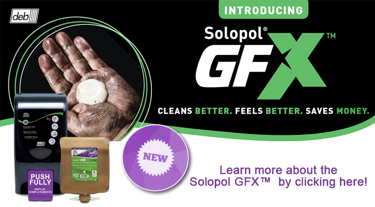 Solopol GFX Hand Cleaner