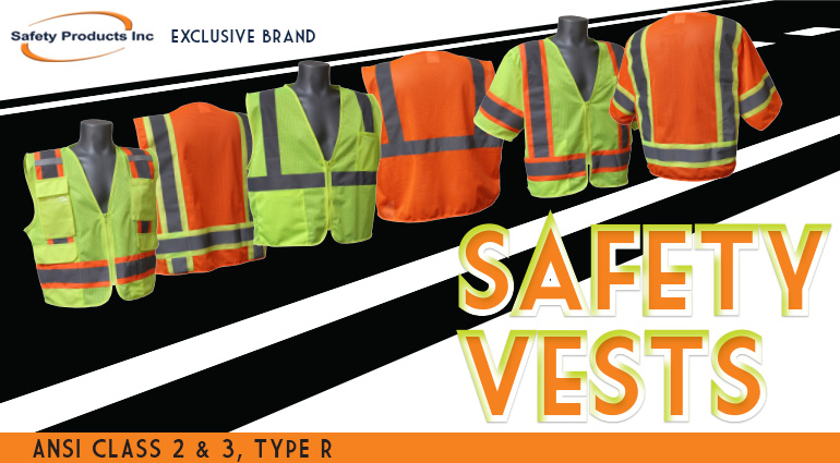 Safety Products Inc. Safety Vests
