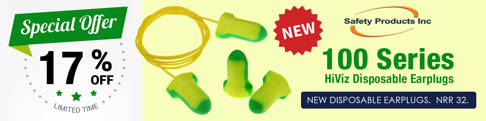 SPI Earplugs