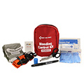 Empowers a first responder bystander with the right tools to stop a life-threatening blood loss before professional help arrives.