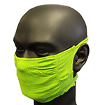 Reusable and disposable face masks for protection against COVID-19.  Comfortable, lightweight and breathable options in various styles for employees, guest and customer protection.