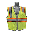 Intended for employees whose working environments pose a risk to their visibility. This can include workers who are on a roadway where traffic is moving under 50 mph.