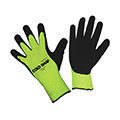 Gloves that provide cold temperature protection with a variety of options and materials.